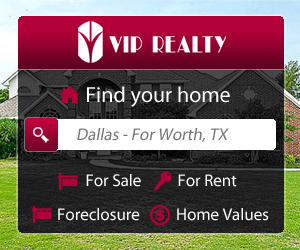 300 x 250 VIP Home Search Banner