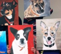 106dogpaintings