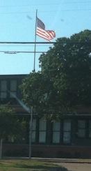 717barbjordanflag