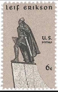 1009leif1968stamp