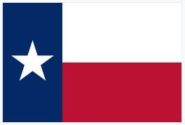 4-21 --texas flag