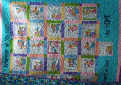 9-21 whole quilt